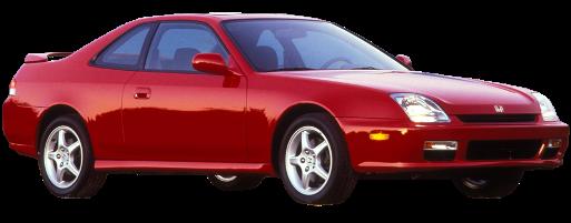Лобовое и боковое стекло на Хонда Прелюд