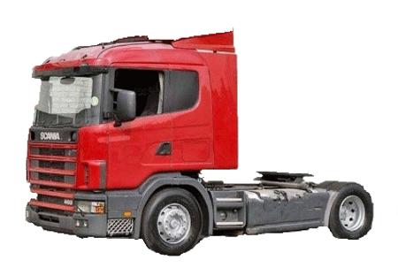 Лобовые стекла на Scania 4 series