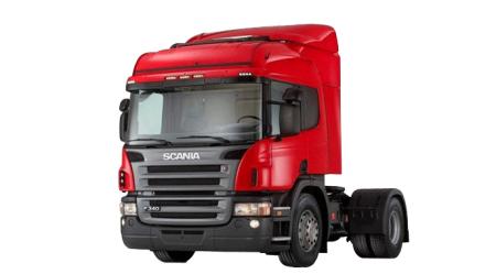Лобовые стекла на Scania 5 series