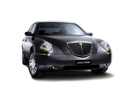 Лобовые, боковое и задние стекла на Lancia Thesis