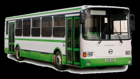 Лобовые, боковые и задние стекла на ЛиАЗ 5256