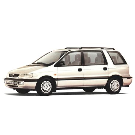 Лобовые и задние стекла на Mitsubishi Space Wagon