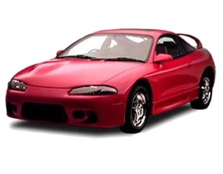 Лобовые стекла на Mitsubishi Eclipse