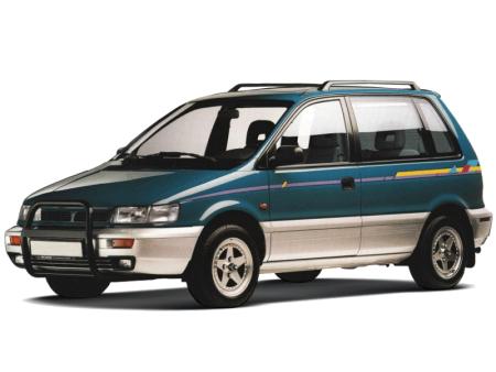 Лобовые стекла на Mitsubishi Space Runner