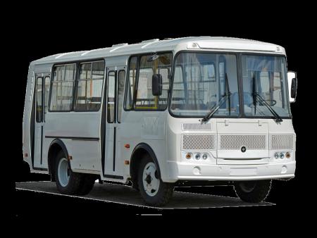 Лобовые, боковые и задние стекла на ПАЗ 3205