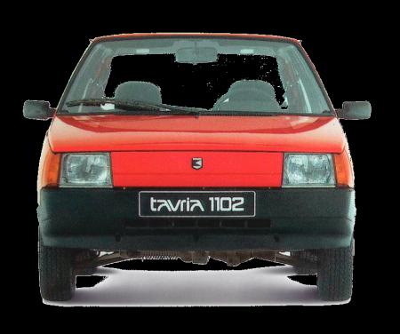 Лобовые, боковые и задние стекла на Таврию (ЗАЗ 1102)