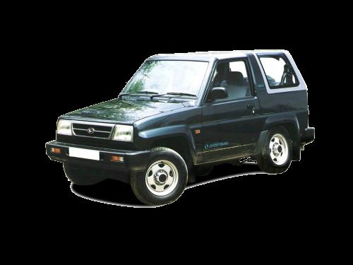 Лобовое стекло на Daihatsu Sportrak