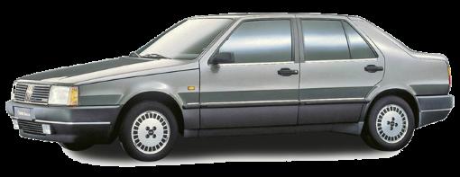 Лобовое и боковое стекло на Fiat Croma