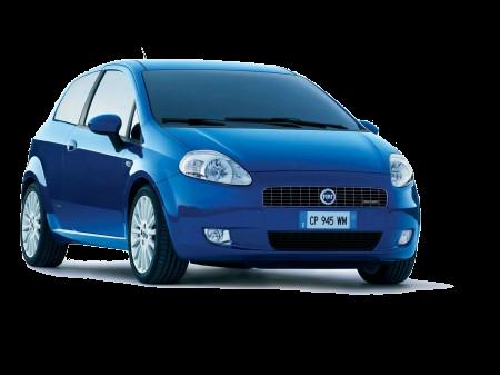 Лобовое, боковое и заднее стекло на Fiat Grande Punto