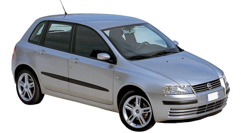 Лобовое стекло на Fiat Stilo