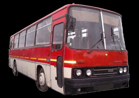Лобовые стекла на автобус Икарус