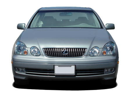 Лобовые стекла на Lexus GS300/GS430