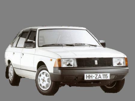 Лобовые и боковые стекла на Москвич 2141