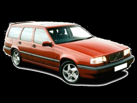 Лобовые стекла на Volvo 850