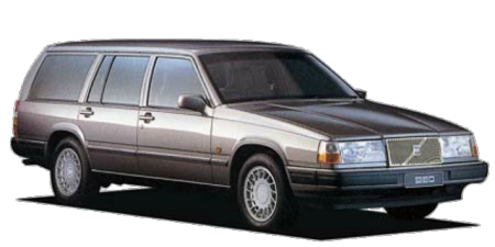 Лобовые стекла на Volvo 760 II/960/S90