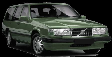 Лобовые стекла на Volvo 940