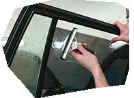 Тонировка бокового стекла